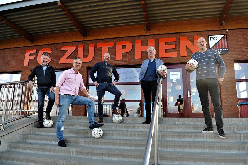 Bestuur FC Zutphen